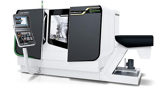 DMG MORI - ecoTurn 450