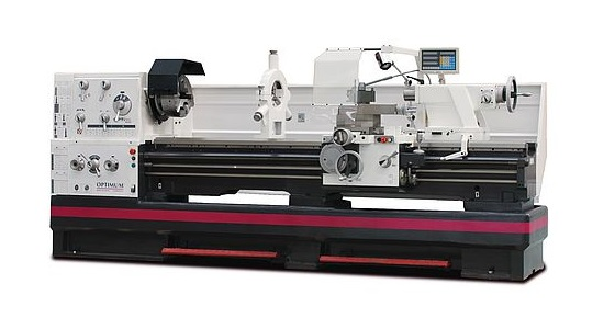 Konventionelle Drehmaschine OPTIturn D660x2000-DPA