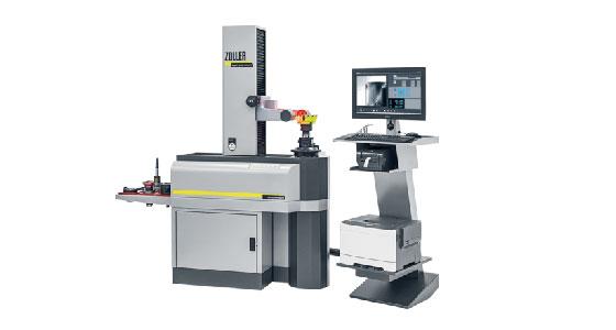 Werkzeugeinstellgerät Zoller Venturion 450