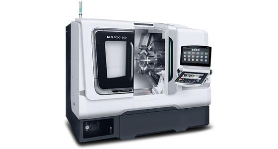 DMG Mori NLX2000 Drehmaschine